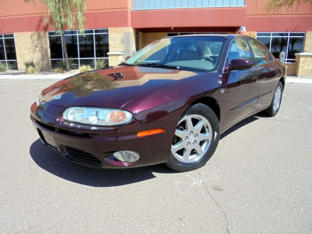 Image 1 of Oldsmobile: Aurora FINAL…