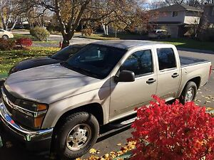 2007 Chevy Colorado Crew Cab 5 Speed Manual