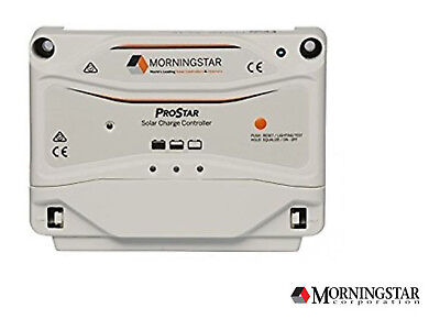 Morningstar Prostar Ps-15 Pwm 15a Charge Controller Without Display 1224v Gen3