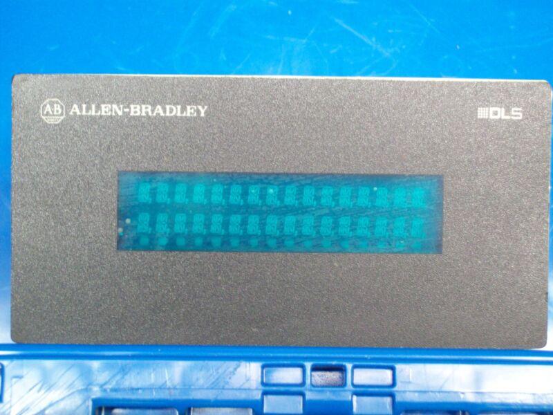 ALLEN BRADLEY DATALINER DL5 MESSAGE DISPLAY 2706-D21J1