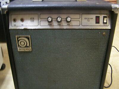 Ampeg Model G 100 Vintage Amp