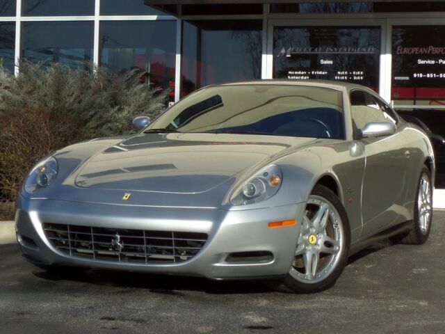 2005 ferrari 612 scaglietti coupe f1 auto 23k miles v12. Black Bedroom Furniture Sets. Home Design Ideas