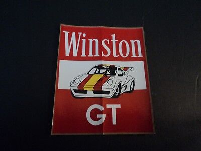PAIR IMSA Camel GT Challenge Series Union 76 vtg gas oil racing decal Stickers
