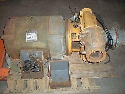 Berkeley Model B4AYPBH Centrifugal Pump w/Century 125Hp 1770rpm 460V 3Ph Motor