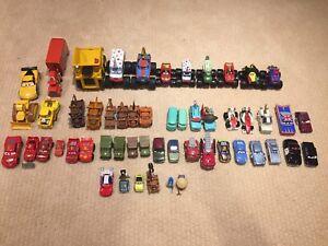 Huge Collection of Disney Pixar Cars Toys