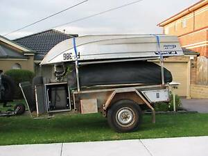 Southern Cross Off-Road Camper Pascoe Vale South Moreland Area Preview