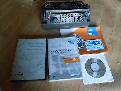 Fiat Ulysse II ab02- Peugeot 807 Citroen C8 Radio CD Navi + Navigationsystem  gebraucht kaufen  Buchhorst