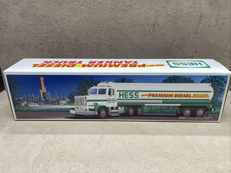 1993 Hess Premium Diesel Tanker Truck - Not Sold To Public