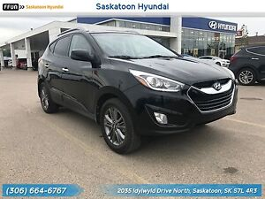 2014 Hyundai Tucson GLS PST Paid - No Accidents - All Wheel D...