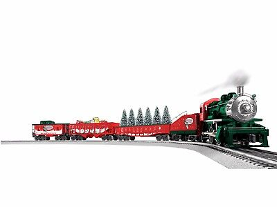 LIONEL 6-82982 THE CHRISTMAS EXPRESS 2017  SET  REMOTE & Bluetooth  NEW - SEALED
