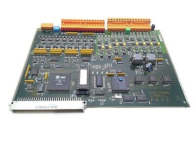 Keba Engel E-8-thermo Control Board 17708-1.