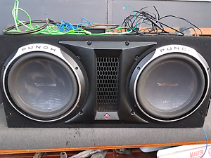 Rockford fosgate P3 subs Taree Greater Taree Area Preview