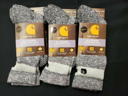Carhartt All Season Hiker Crew Socks Women
