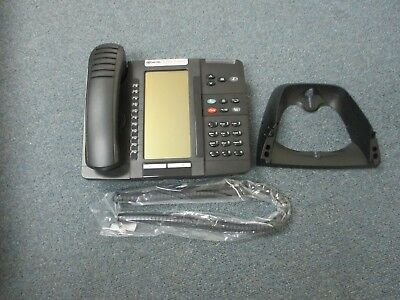 Mitel 50006191 5320 Voip Dual Mode Display Speaker Ip Poe Telephone W Stand A