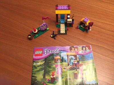 Lego Friends Archery Set 41120 With Instructions