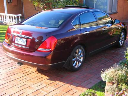 Nissan Maxima Ti - This One's Worth A Look! Ferntree Gully Knox Area Preview