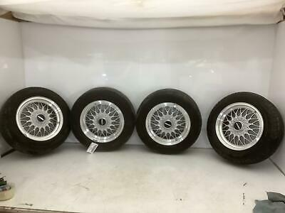 "86-91 Mazda RX-7 15"" Wheel & Tire Set 205/60/15 Toyo Tires - Very Nice"
