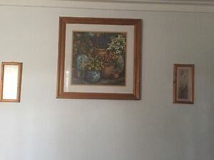 Frame with flowers Gosnells Gosnells Area Preview