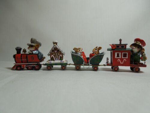 Wee Forest Folk Wonderland Express Train-4 Cars