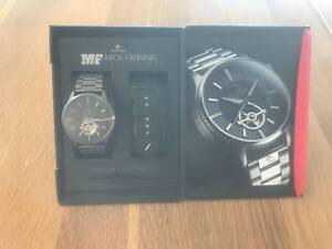 NEW RIP CURL Mf Agent Auto Ti Watch