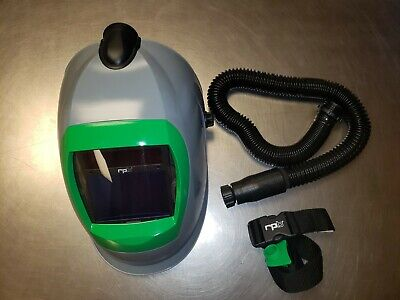 Rpb Safety Z3 Welding Helmet 13-101 For Fresh Air Supply Auto Darkening Lens