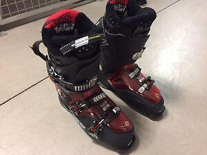 Guest access 60 Bottes de ski boots Salomon 26.5