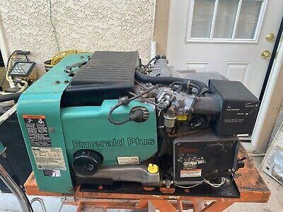 Onan Generator 5000 Watt Emerald Plus Rv Motorhome Generator