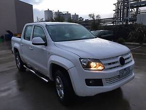 2012 Volkswagen Amarok Ute Keilor Downs Brimbank Area Preview