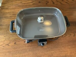 OSTER ELECTRIC PAN