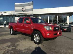2010 Toyota Tacoma TRD SPORT SR5 V6 4X4 LEATHER REAR CAMERA