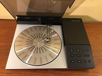 Bang&Olufsen Beogram TX - Fully Automatic Linear Tracking Turntable - Near Mint