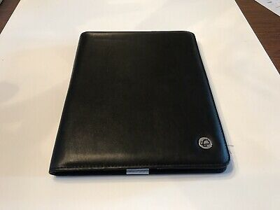 Padfolio Premium The Chief Case It A Few Pages Ripped Out
