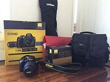 Nikon D3100 Twin Lens Kit + SB700 Flash Mareeba Tablelands Preview