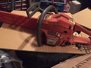 Husqvarna chainsaw 136 Chipping Norton Liverpool Area Preview