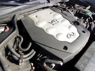 ENGINE 06 INFNITI G35 35L V6 MOTOR AWD ALL WHEEL DRIVE 140K MILES RUN TESTED
