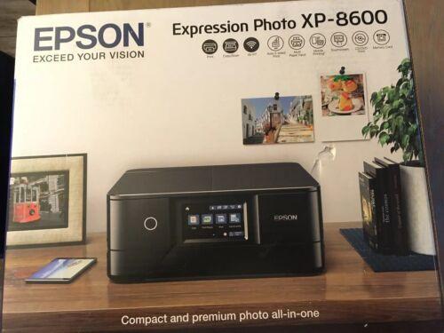 Epson Expression Photo XP-8600 3-in-1 Tintenstrahldrucker Multifunktionsgerät