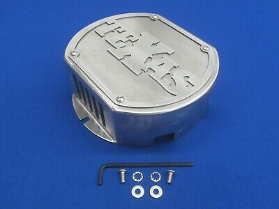 Heavy Duty Texas 12 Ga. Steel Exciter Cover Pipeliner Fits Lincoln Sa 200 More