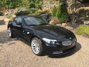 BMW Z4 2011 Sdrive 35i