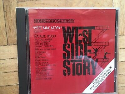 West Side Story (Sony Broadway) von Various Artists (1993)