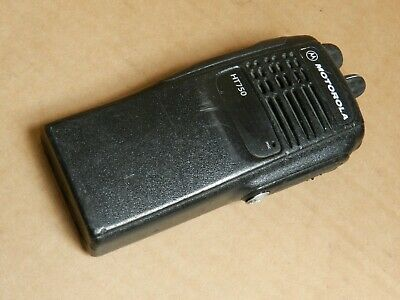 Motorola HT750 4 Channel Radio AAH25SDC9AA2AN NO BATTERY NO -