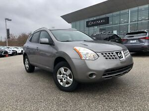 2008 Nissan Rogue S PACKAGE/GREAT VALUE!