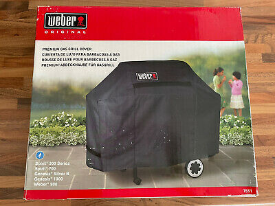 Weber Premium Gas BBQ Grill Cover