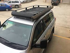 ARB ALLOY ROOF RACK FOR 200 SERIES TOYOTA LANDCRUISER Canberra City North Canberra Preview