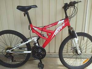 HUFFY TETON 7.0 MTB Dual Shock Technology College Park Norwood Area Preview