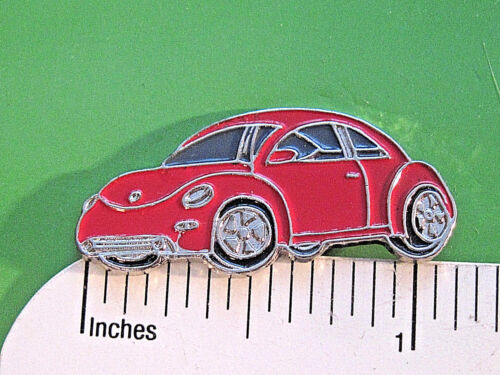 VOLKSWAGEN Beetle - hat pin , lapel pin , tie tac , hat pin GIFT BOXED