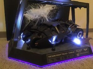 The Dark Knight Trilogy 1/12 scale