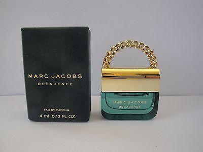 Marc Jacobs Decadence Miniature Eau de Parfum 0.13 oz EDP Travel Bottle - NEW