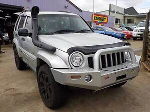 WRECKING / DISMANTLING 2006 JEEP CHEROKEE 2.8L DIESEL AUTO North St Marys Penrith Area Preview