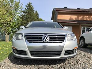 2009 VW Passat Wagon 3.6 4 motion