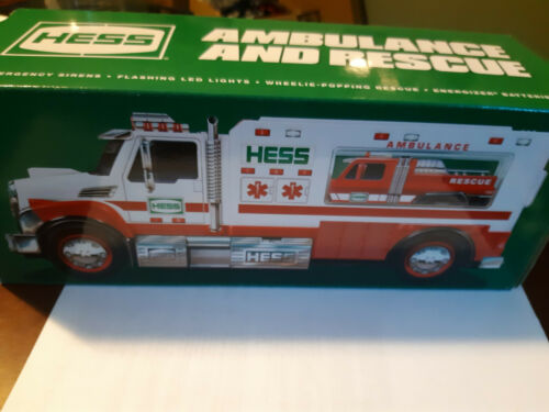 2020 HESS TRUCK AMBULANCE AND RESCUE TRUCK in stock